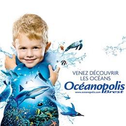 Océanopolis à Brest