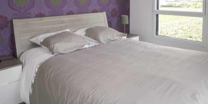 La chambre de deux personne dans la villa Yana